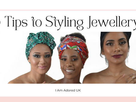 5 Tips to Styling Jewellery