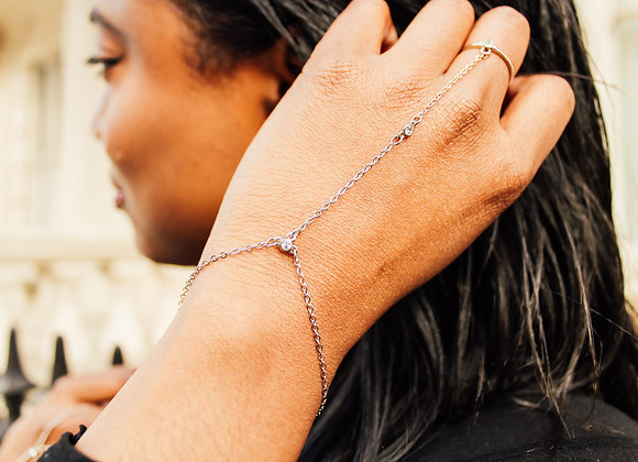Perfect Simplicity Hand Chain