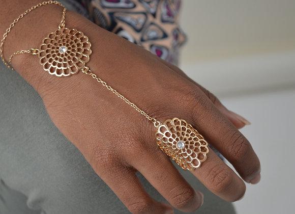 Blossom Hand Chain