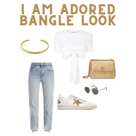 I Am adored Bangle look 1.png