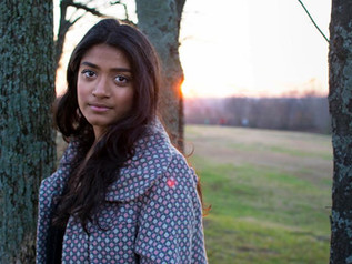 Purposeful Girl Feature: Upasna Barath