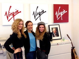 Meeting with Virgin Unite!