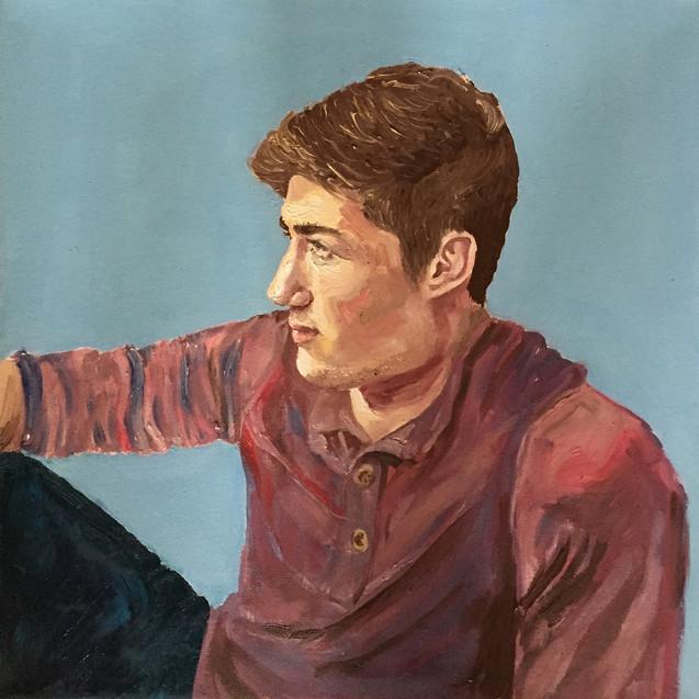 Portrait of MacNeal