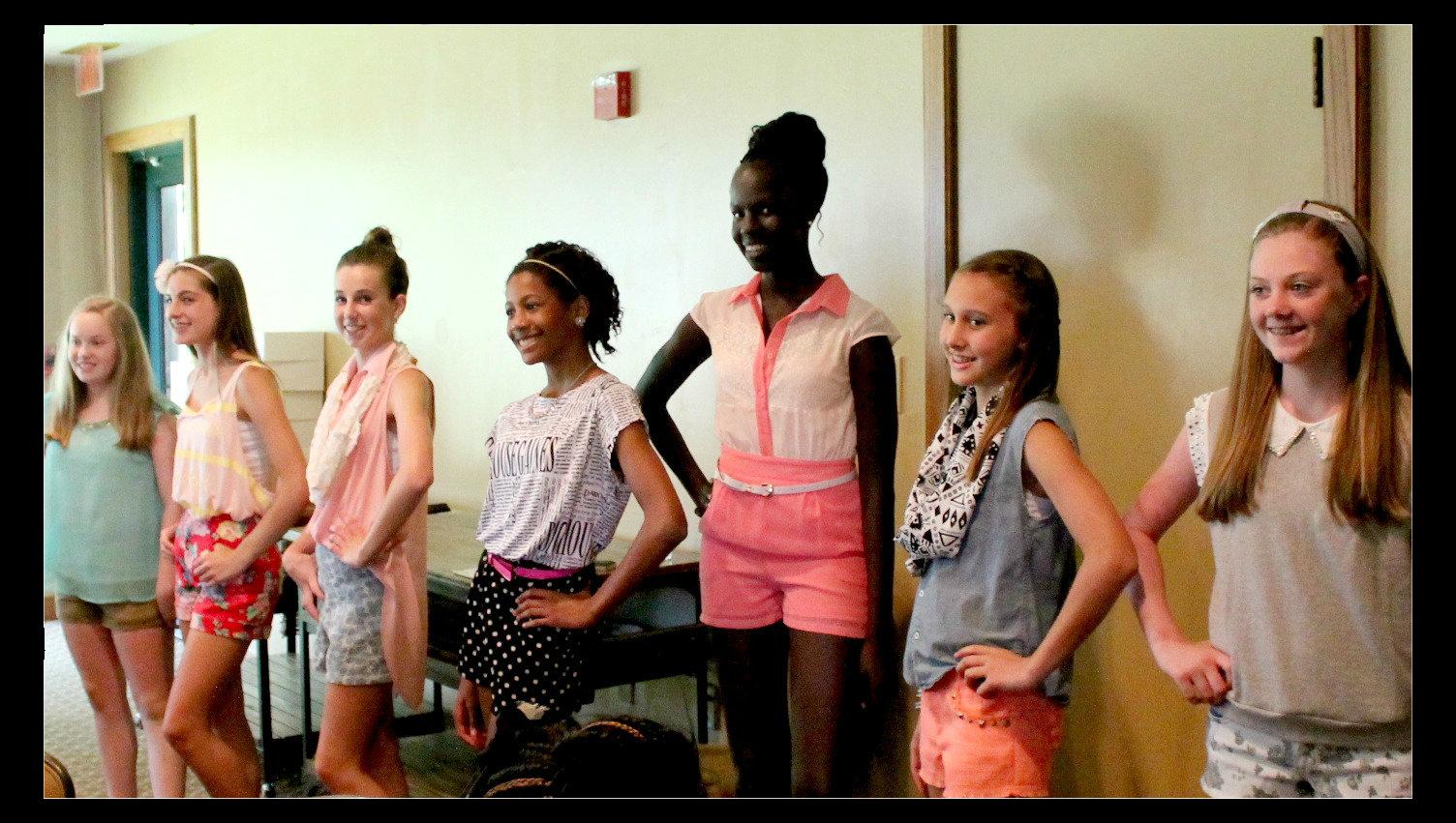 Fashion Show!
