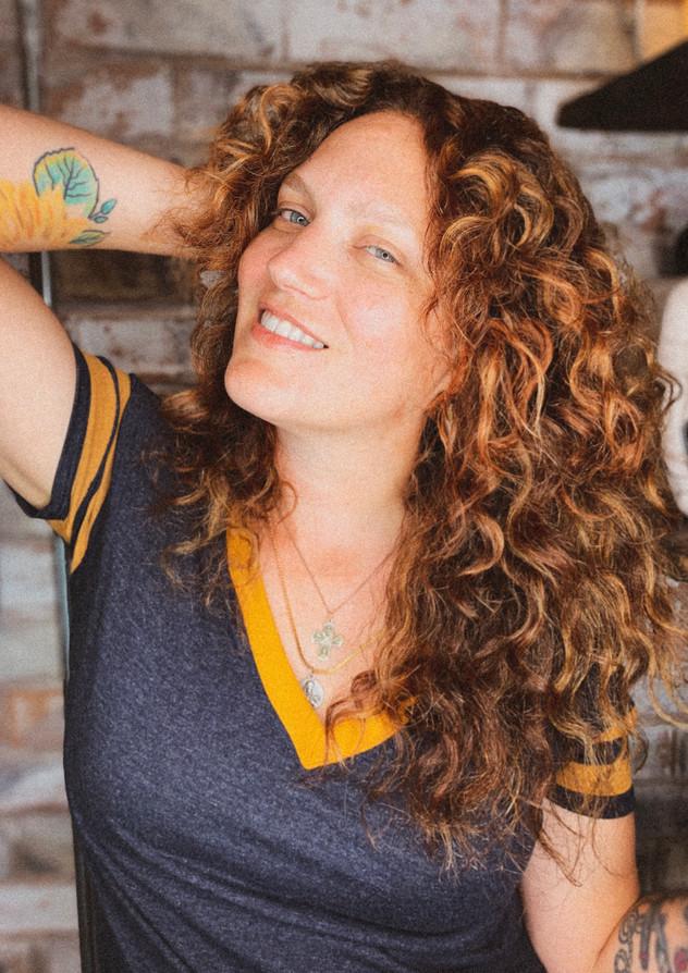 Christina Lyon Musician Portrait