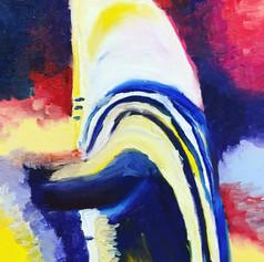 "9""x12"" oil on canvas 2017"