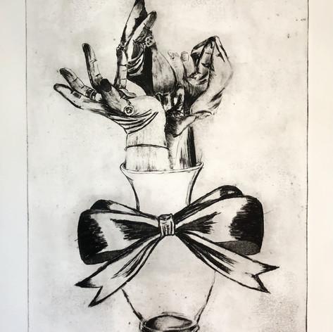 Bouquet of Hands
