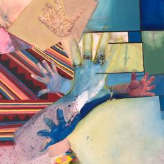 16x20 oil on canvas 2020