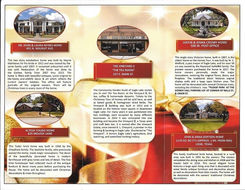 Christmas Tour of Homes Trifold  Inside