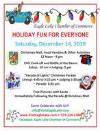 2019 Christmas Holiday Flyer