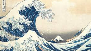 Tiens bon la vague et tiens bon le vent... hissez haut !