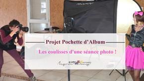 Projet pochette d'album : Les coulisses d'une séance photo !