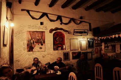Usha Usha Cafe - Cajamarca, Perú