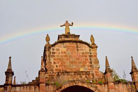 Arco de Santa Clara - Cuzco, Perú