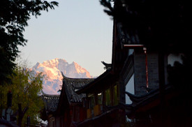 Yulong Snow Mountain 玉龙雪山 Lijiang, China
