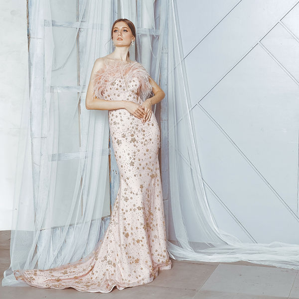 BLUSH FEATHER GOWN.jpg