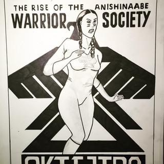 Okiijida Warrior