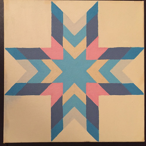Star Blanket Two