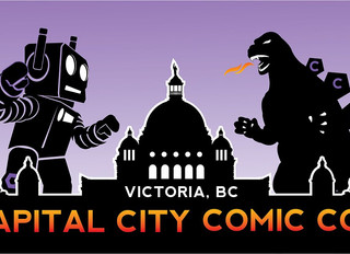Cap City Comic Con