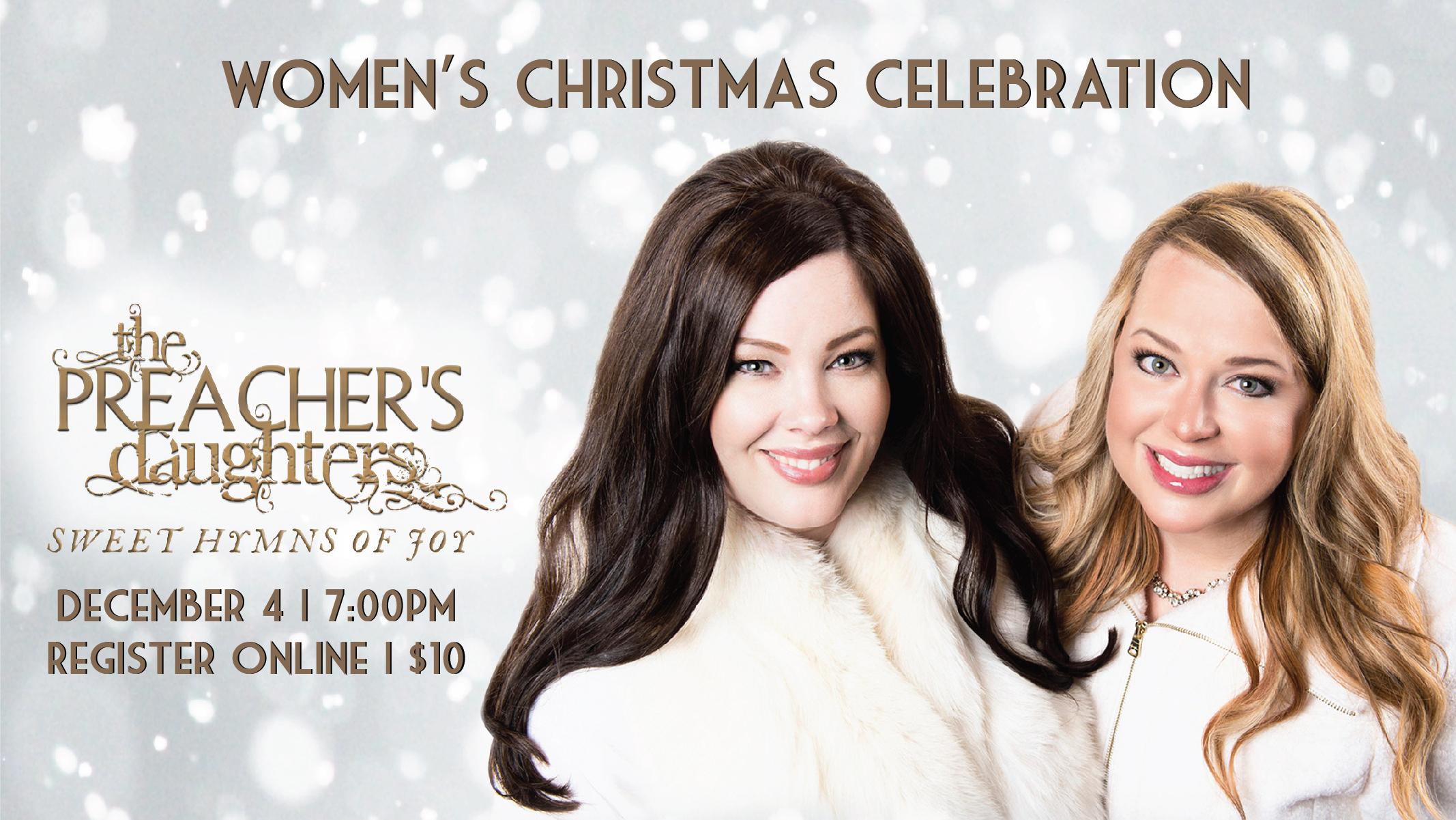 Women's Christmas Celebration 2020-01