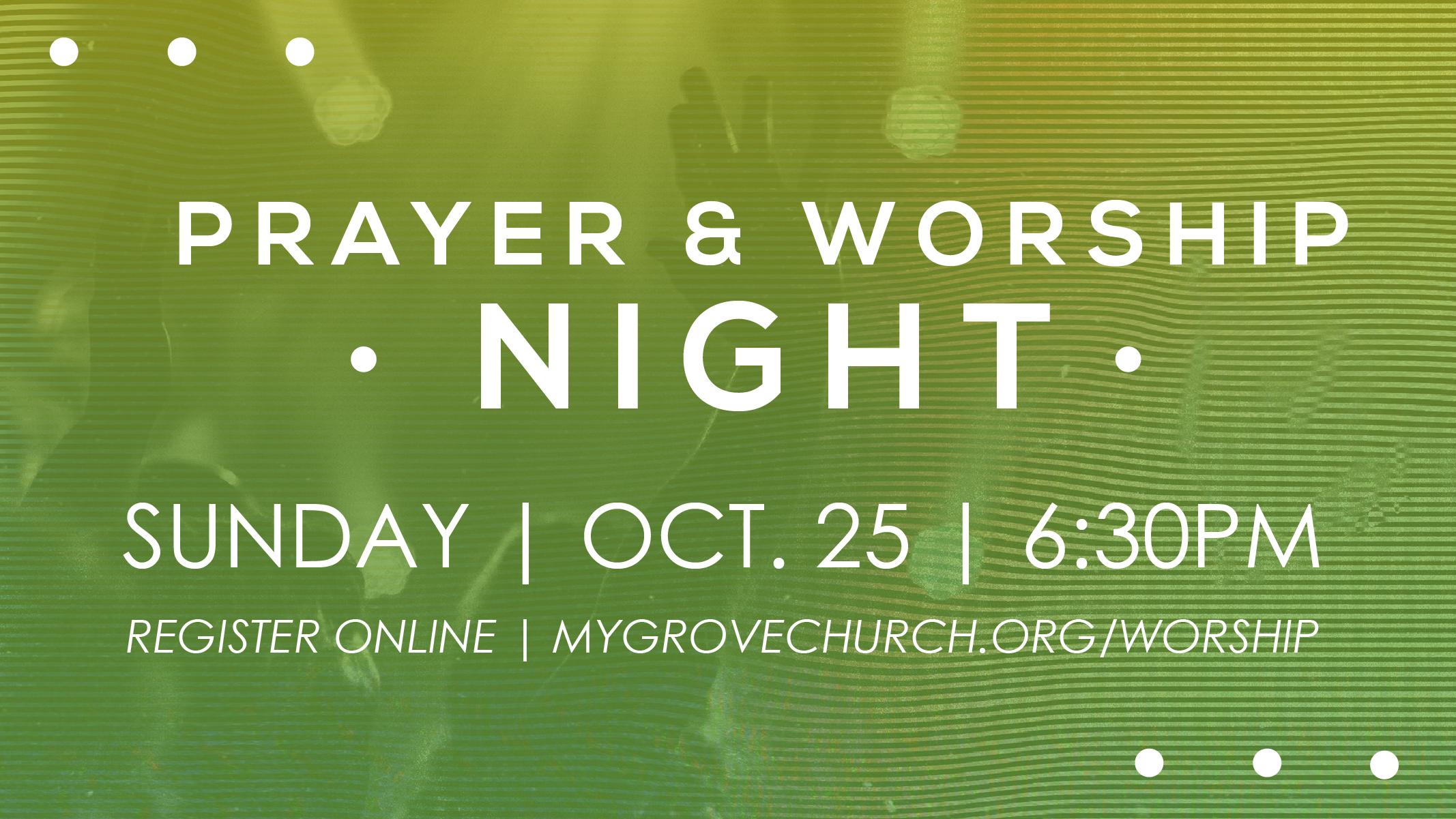 Prayer & Worship Night-02