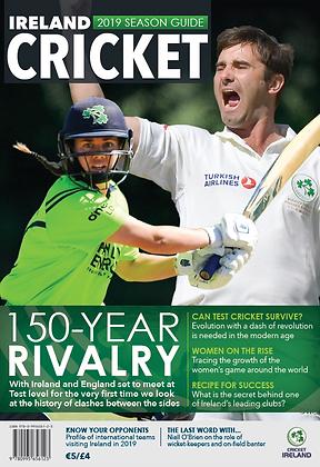Ireland Cricket 2019 Season Guide