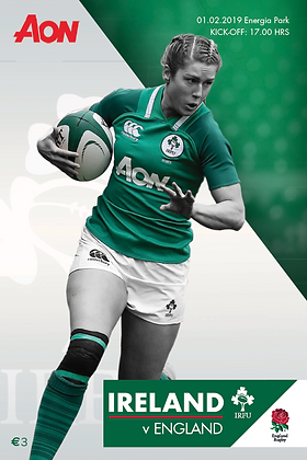 Ireland v England Womens 6 Nations 2019