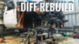 Patrol Diff Rebuild