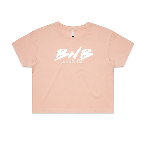 Girls BNB Crop/Tee