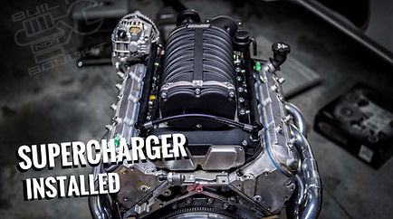 Harrop Supercharger