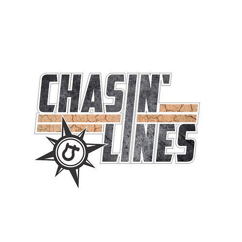 Series 2 Chasin' Lines Sticker