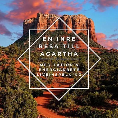 En inre resa till Agartha - Meditation & Energiarbete