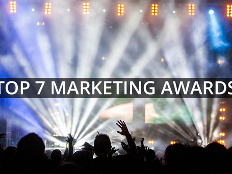 Unsere Top 7 Online Marketing Awards
