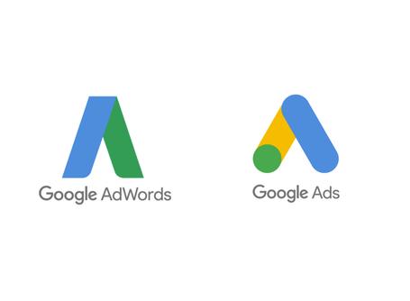 Google Adwords wird zu Google Ads