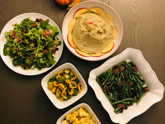 Plant-Based Sides for Thanksgiving