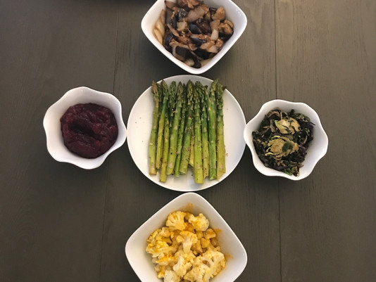 PlantBased sides for Thanksgiving