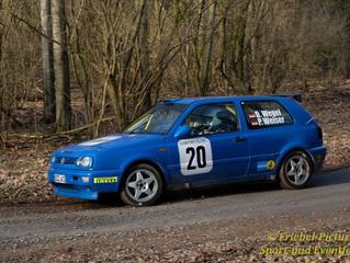 1. Lauf zur Thüringer Rallye Meisterschaft