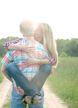 Heidi and Clayton