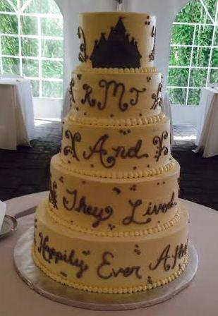Disney cake 3