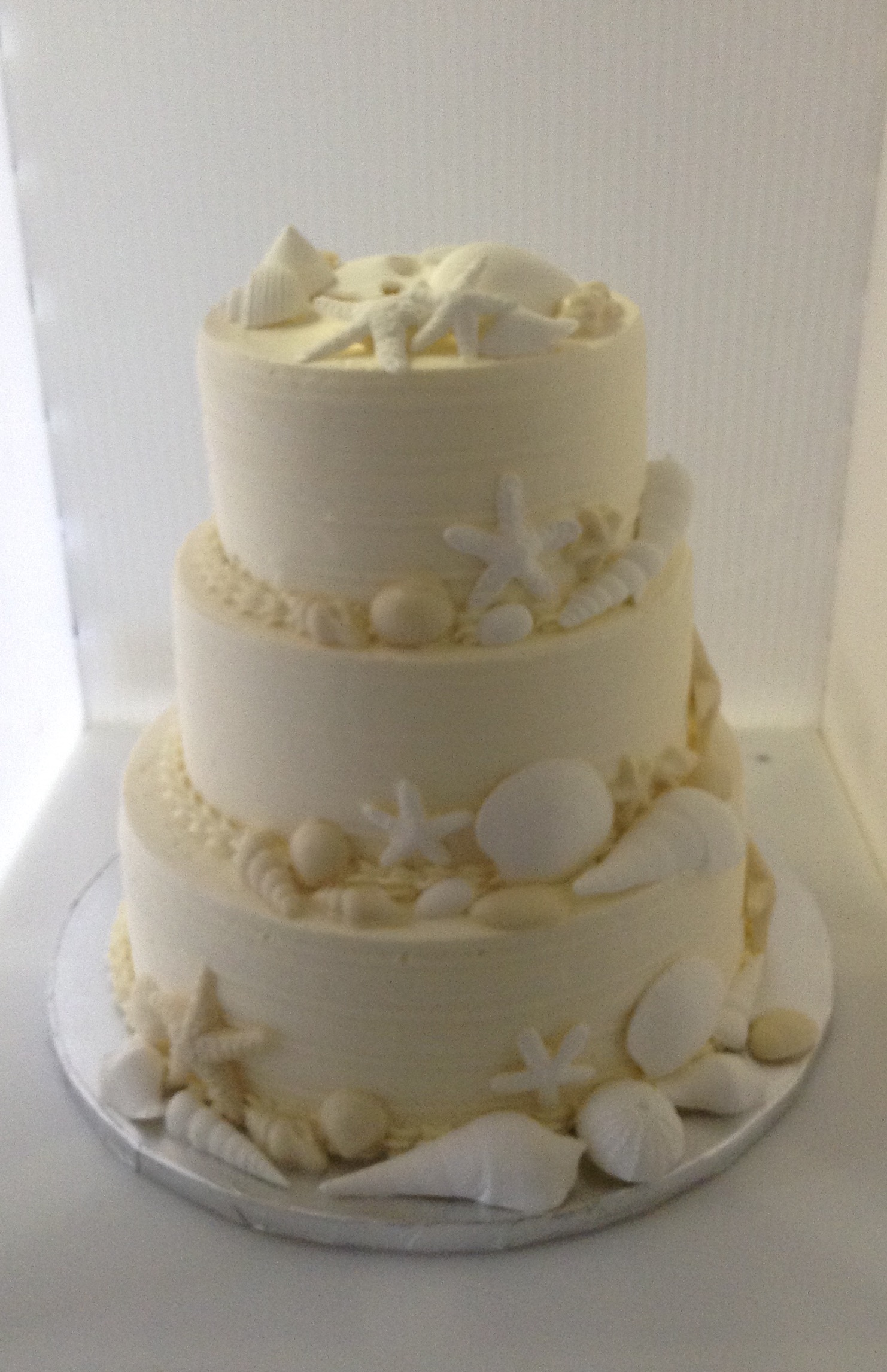 Wedding Cake - Jasmine Lee