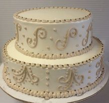 Wedding Cake - Tiramisu