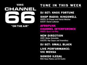 Découvrez le nouveau talkshow : AFROPUNK CHANNEL !!