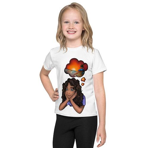 Grace is dreaming - Kids T-Shirt