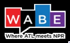 logo for WiABE. This is where NPR meets Atlanta.