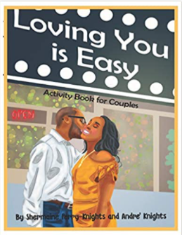 Loving You Is Easy: Activity Book for Couples