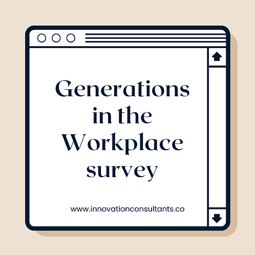 Generations in the Workplace- Research Results