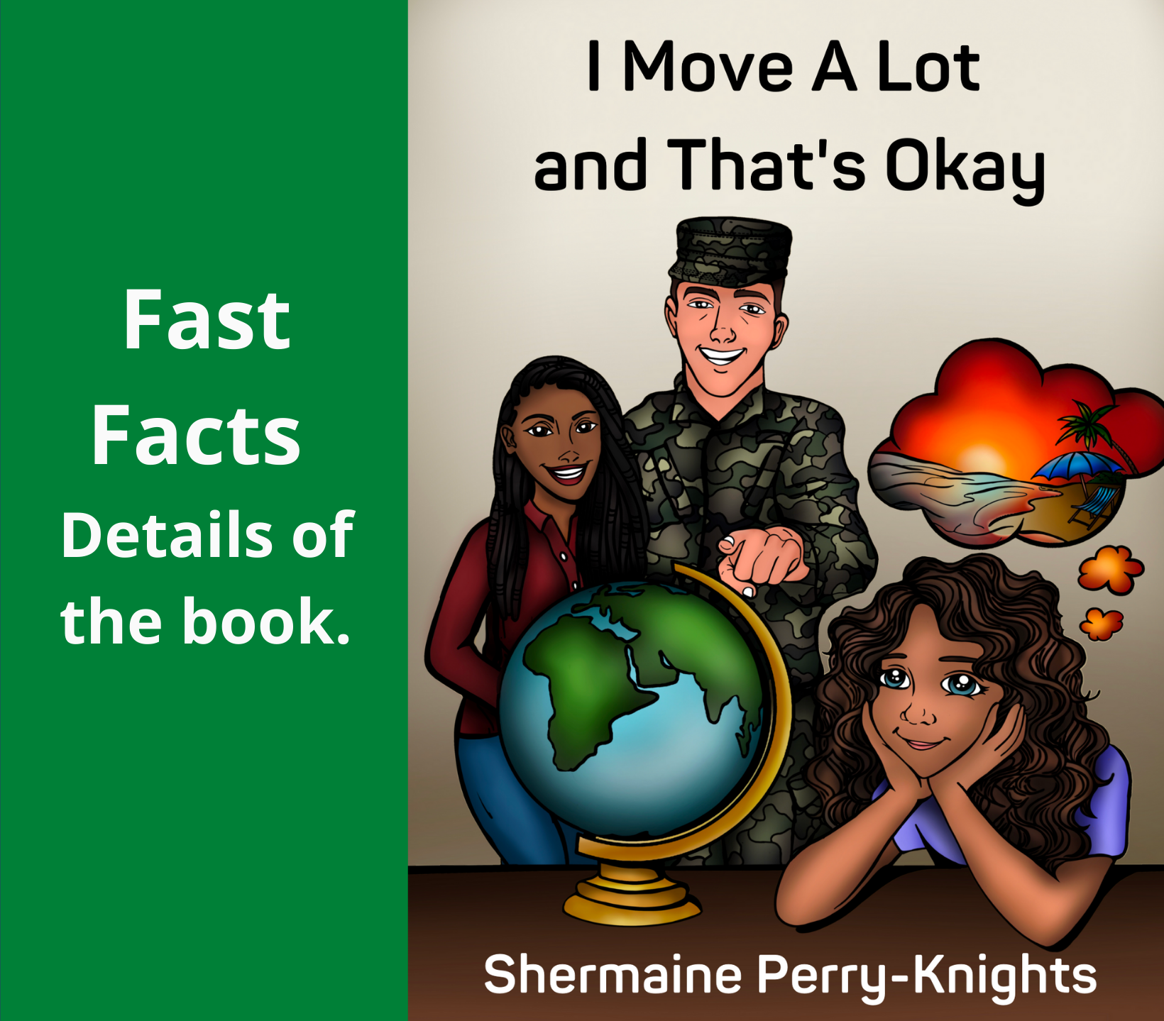 Fast Facts on the book -promo partner pa