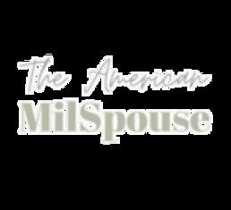 the American Milspouse logo