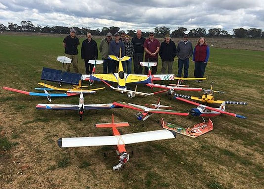 Bring and fly any Foam type plane. Food and drinks for sale. There will be a bit of COMBAT happening if you're interested. For more information call Barry on 0401359918