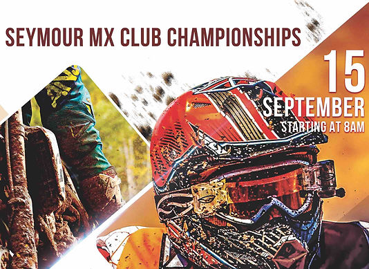 Free for spectators.Competitors see website for entry details. There is a full canteen available and coffee van, Camping is all available with hot showers for $10 per person per night. Seymour MXis a family friendly Motocross racingclub situated on Telegraph Rd, Seymour VICTORIA.Our club has been successfully operating for over 40 years! The club hosts practice days, coaching days and race meetings regularly attracting riders from all over VIC and from interstate. Seymour MX has a dedicated team of riders, families, volunteers & sponsors who work together to make the club run safely & efficiently. Without this team, the club would simply not exist. Seymour MX would like to thank everyone involved for their hard work and commitmentin the lives of others. Due to council requirements at Granite Park, Seymour,the remainder of the 2018 Seymour MX season will be running out of the State Motorcycle Complex. Strath Creek Rd, Broadford. We will bebackat Granite Park early 2019.Please check out our website and social media pages for more information.